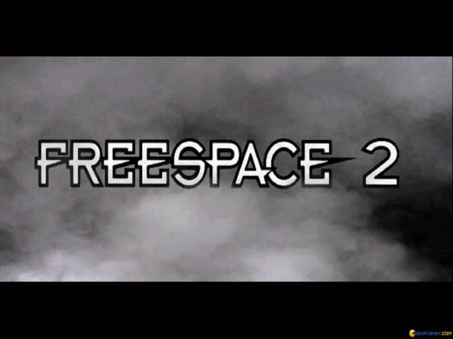 Freespace 2 - title cover