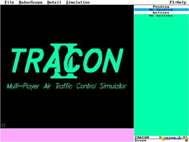 Tracon II - title cover