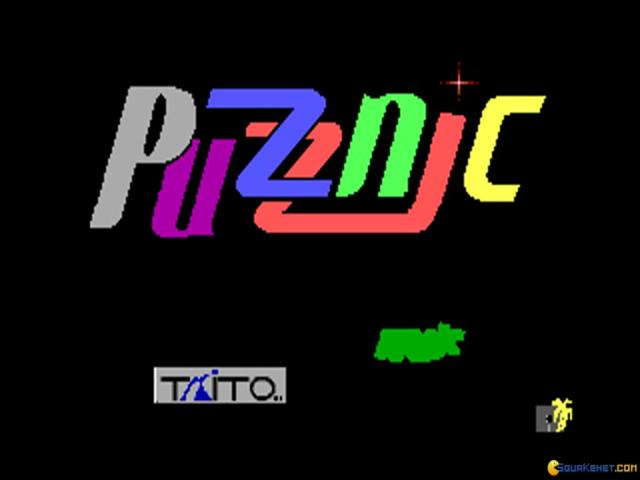 Puzznic - title cover