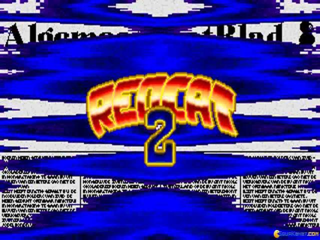RedCat 2: De ontvoering - title cover