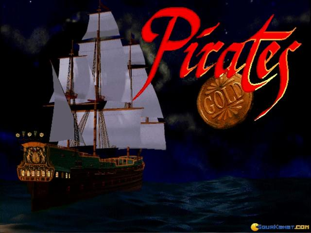 Pirates! Gold - title cover