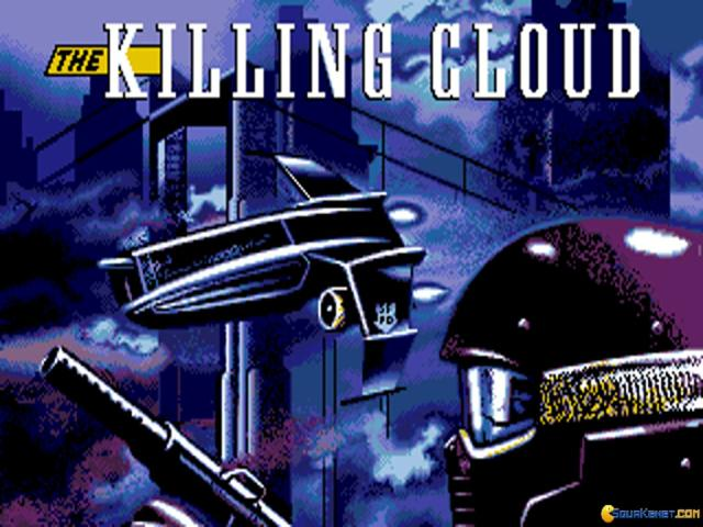 Killing Cloud - title cover