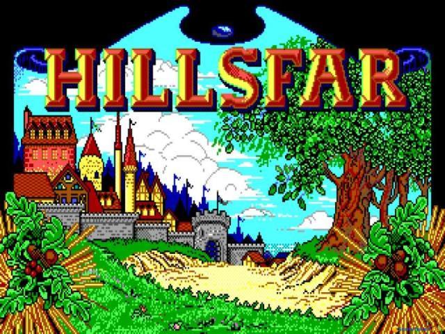 Hillsfar - title cover