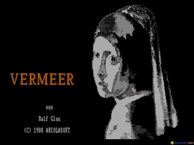 Vermeer - title cover
