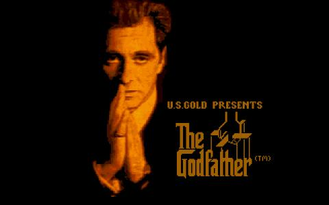 The Godfather - game cover