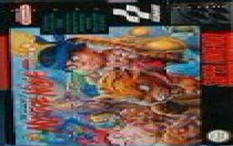 Legend of the Mystical Ninja - Ganbare Goemon - title cover