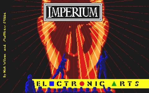 Imperium - game cover
