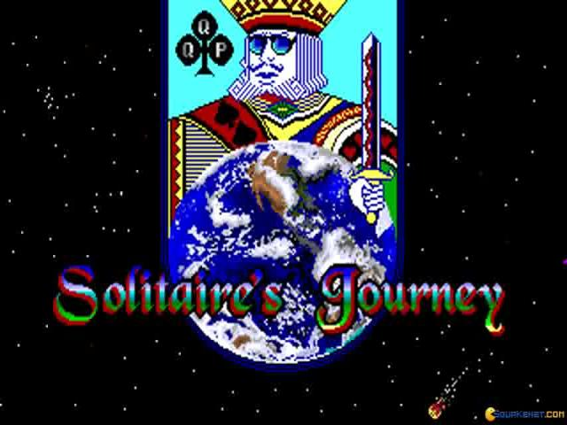 Solitaire Journey - title cover