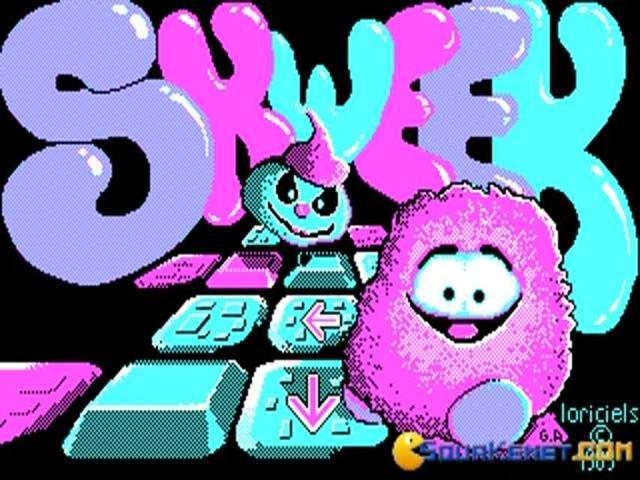 Skweek - game cover