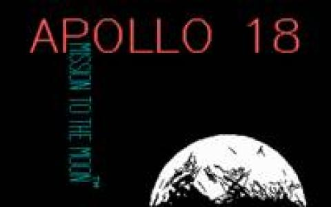 Apollo 18 - title cover