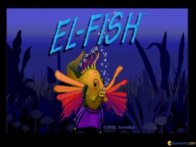 El-Fish - title cover