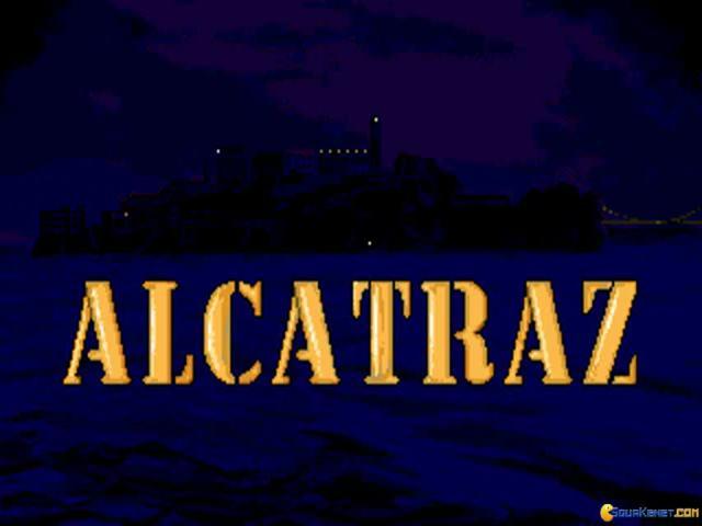 Alcatraz - title cover