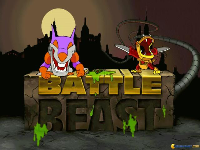 Battle Beast - title cover