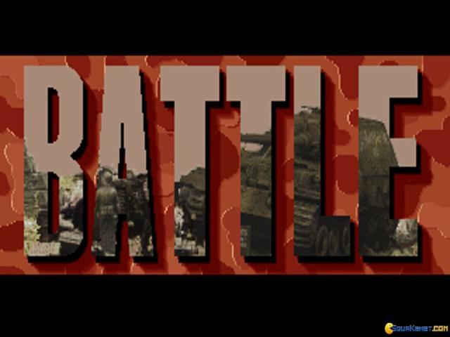 Battle Europe - title cover