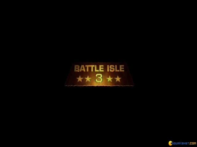Battle Isle 3 - title cover