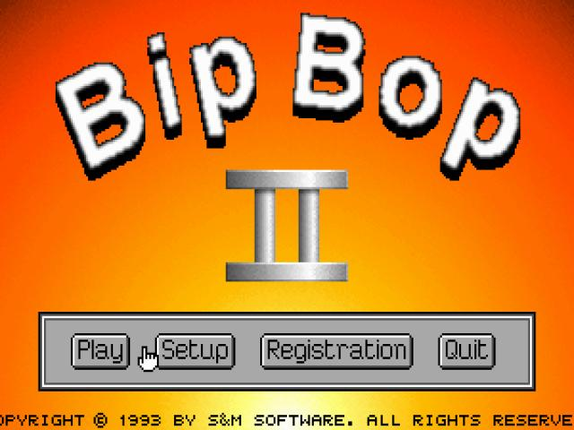 BipBop 2 - title cover