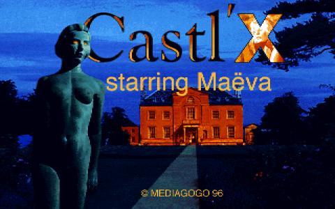 Castl'X - title cover