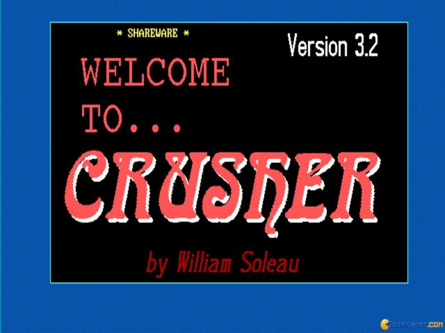 Crusher Castle 2 - title cover