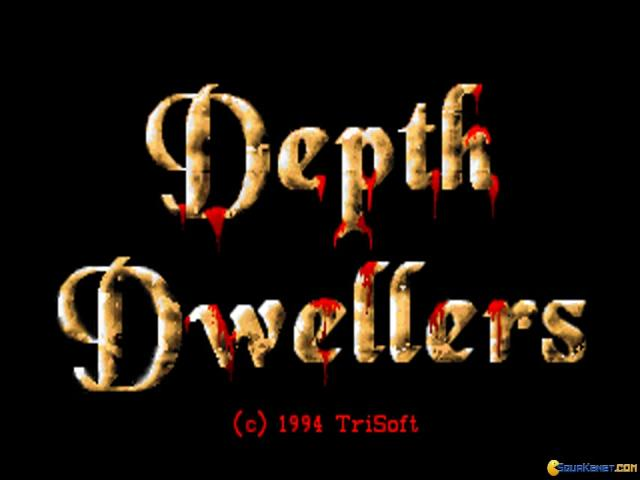 Depth Dwellers - title cover