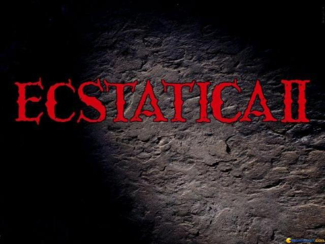 Ecstatica 2 - game cover