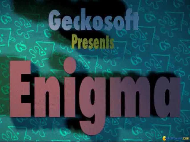 Enigma - title cover