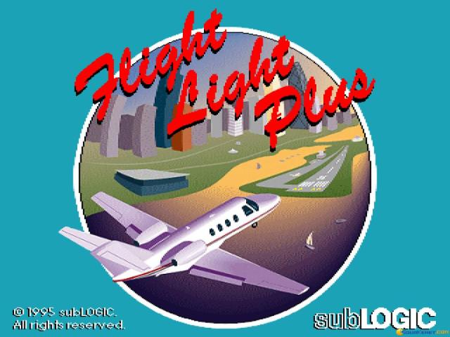 Flight Light - title cover