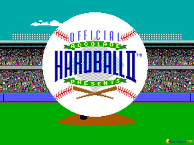Hardball 2 - game cover