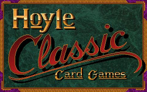 Hoyle Classic Cards Games - game cover