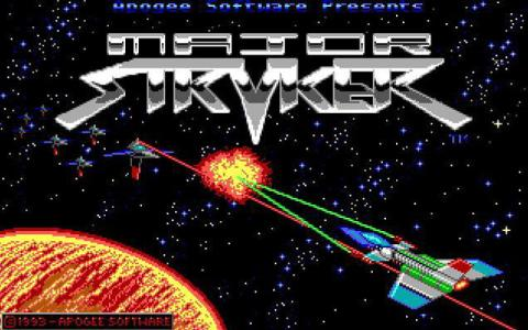 Major Stryker - title cover