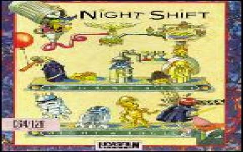 Night Shift - title cover