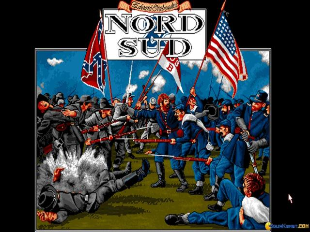 Nord and Sud - title cover