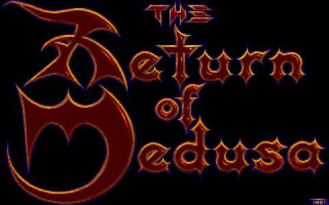 Rings of Medusa 2 - Return of Medusa - title cover