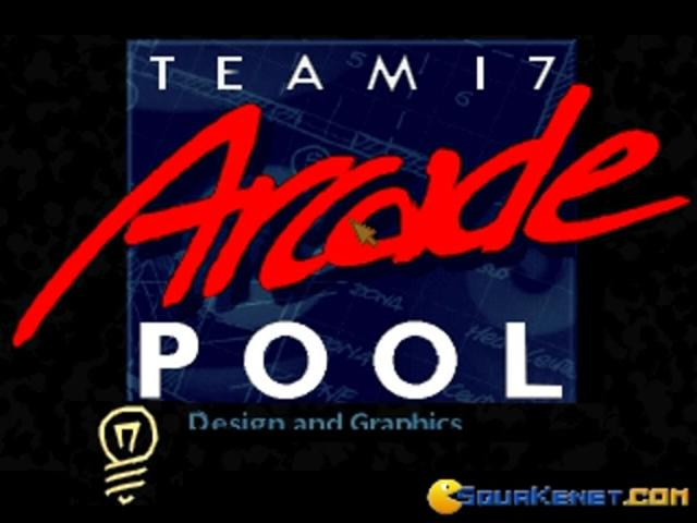 Arcade Pool - title cover