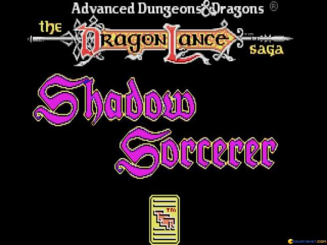 Shadow Sorcerer - game cover