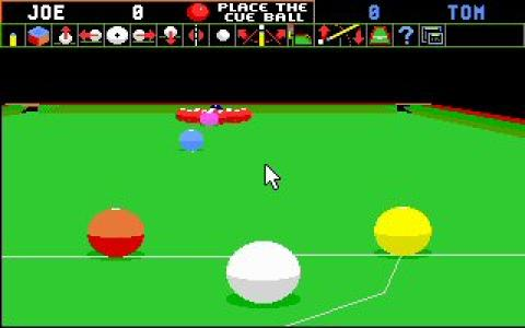 Snooker - game cover