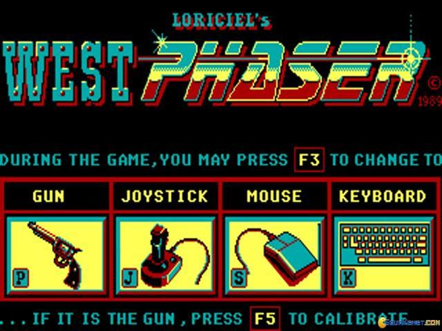 Westphaser - game cover