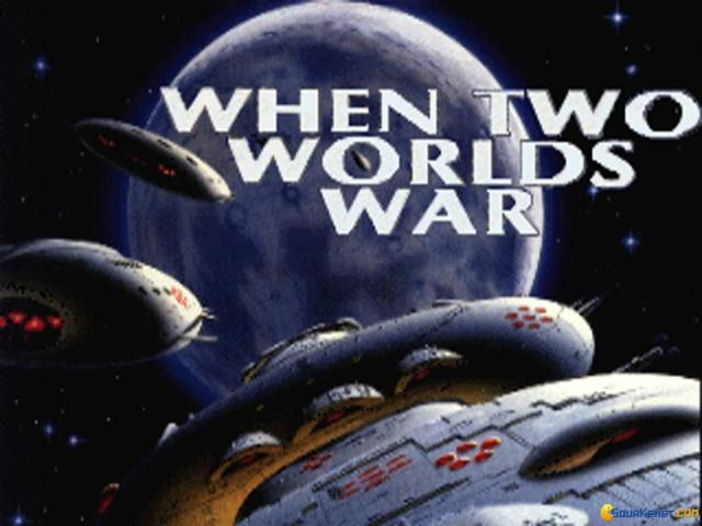 When Two Worlds War - game cover
