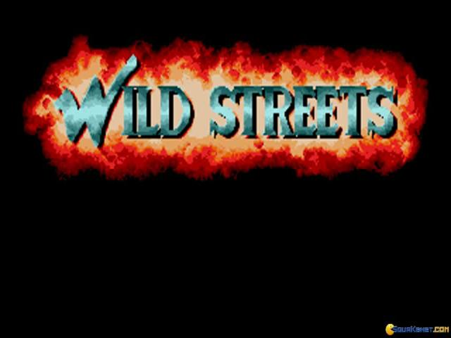 Wild Streets - title cover