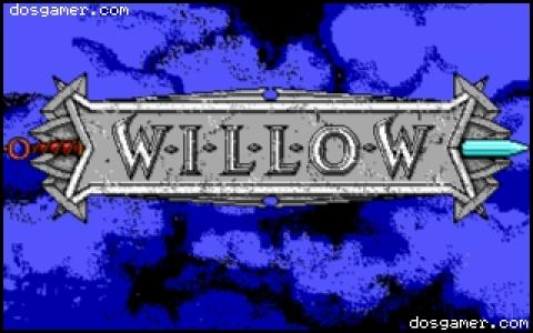 Willow - title cover