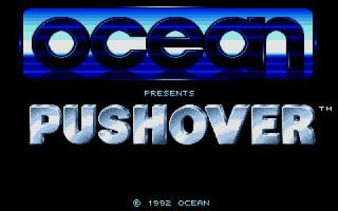 Pushover - title cover
