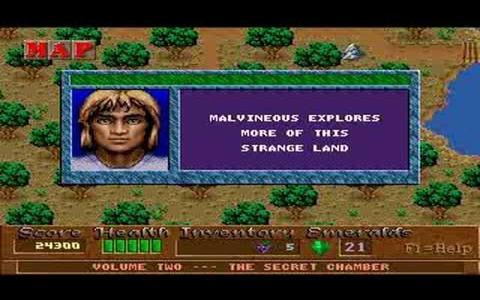 Xargon 2 - game cover