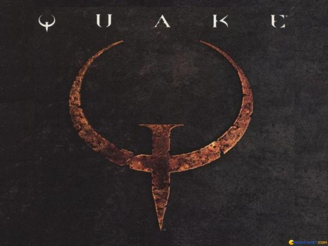 Quake - game cover