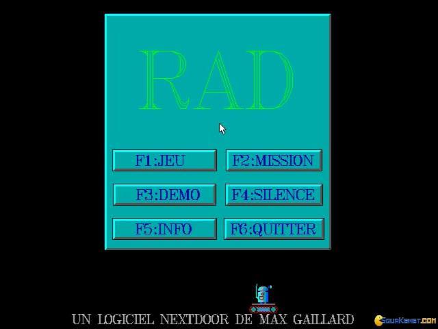 RAD - title cover