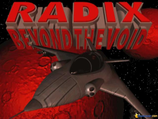 Radix - game cover