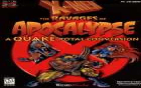 X-Men: The Ravages of Apocalypse - title cover