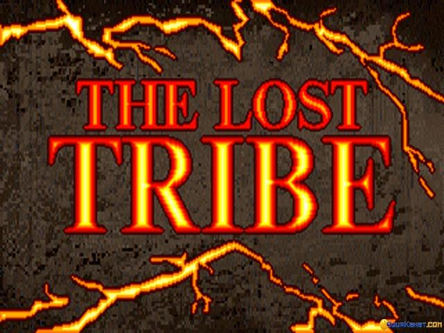 Lost Tribe, The - title cover
