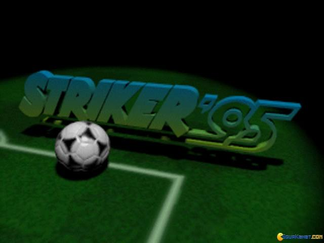 Striker 95 - title cover