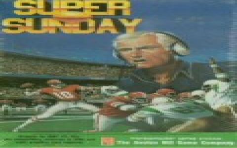 Super Football Sunday - Super Sunday - game cover