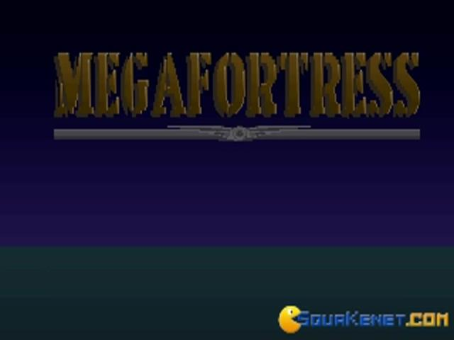 Megafortress - game cover