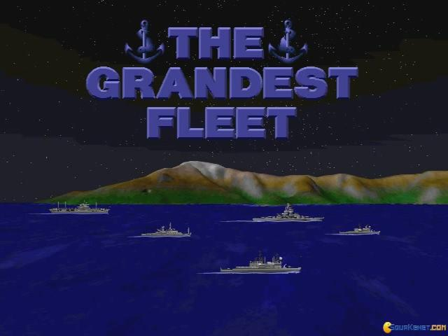 Grandest Fleet, The - title cover